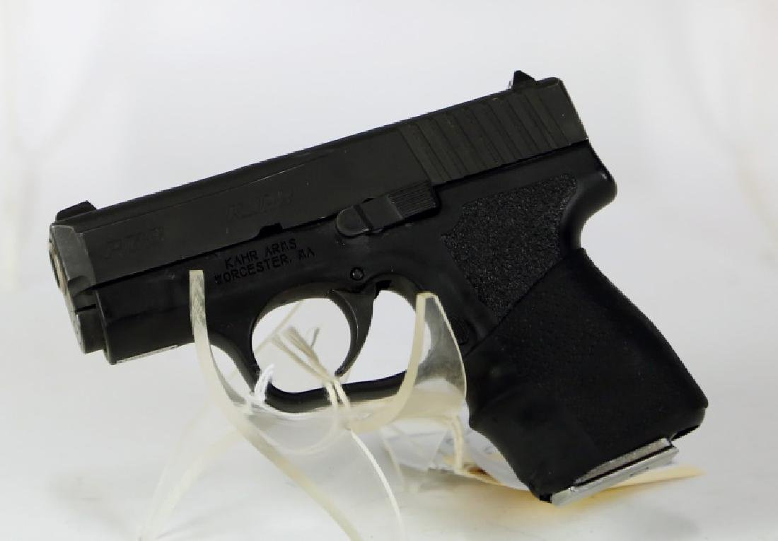 KAHR PM9 9 MM PISTOL