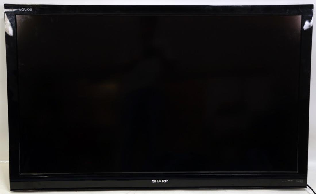 AQUOS SHARP FLAT SCREEN TELEVISION