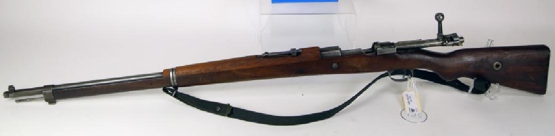 TURKISH 1903 8 MM BOLT ACTION RIFLE - 2