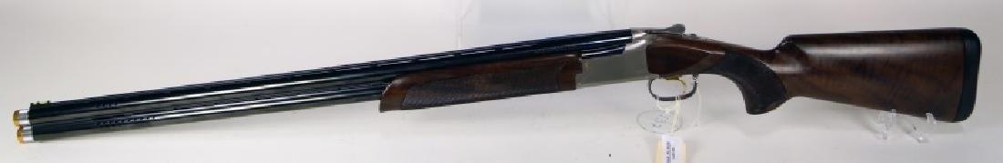 BROWNING 725 SPRING 12 GAUGE OVER UNDER SHOTGUN