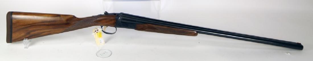 SKB 280 12 GAGUE SIDE BY SIDE SHOTGUN