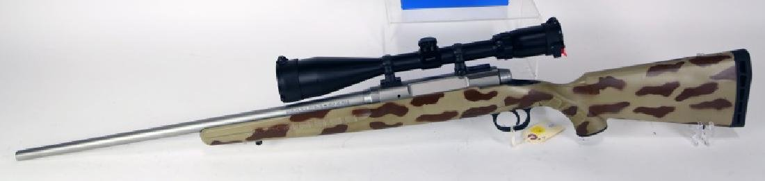 SAVAGE AXIS 30-06 BOLT ACTION RIFLE