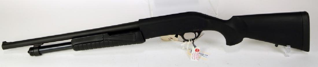 HATSAN ESCORT 12 GAUGE PUMP ACTION SHOTGUN