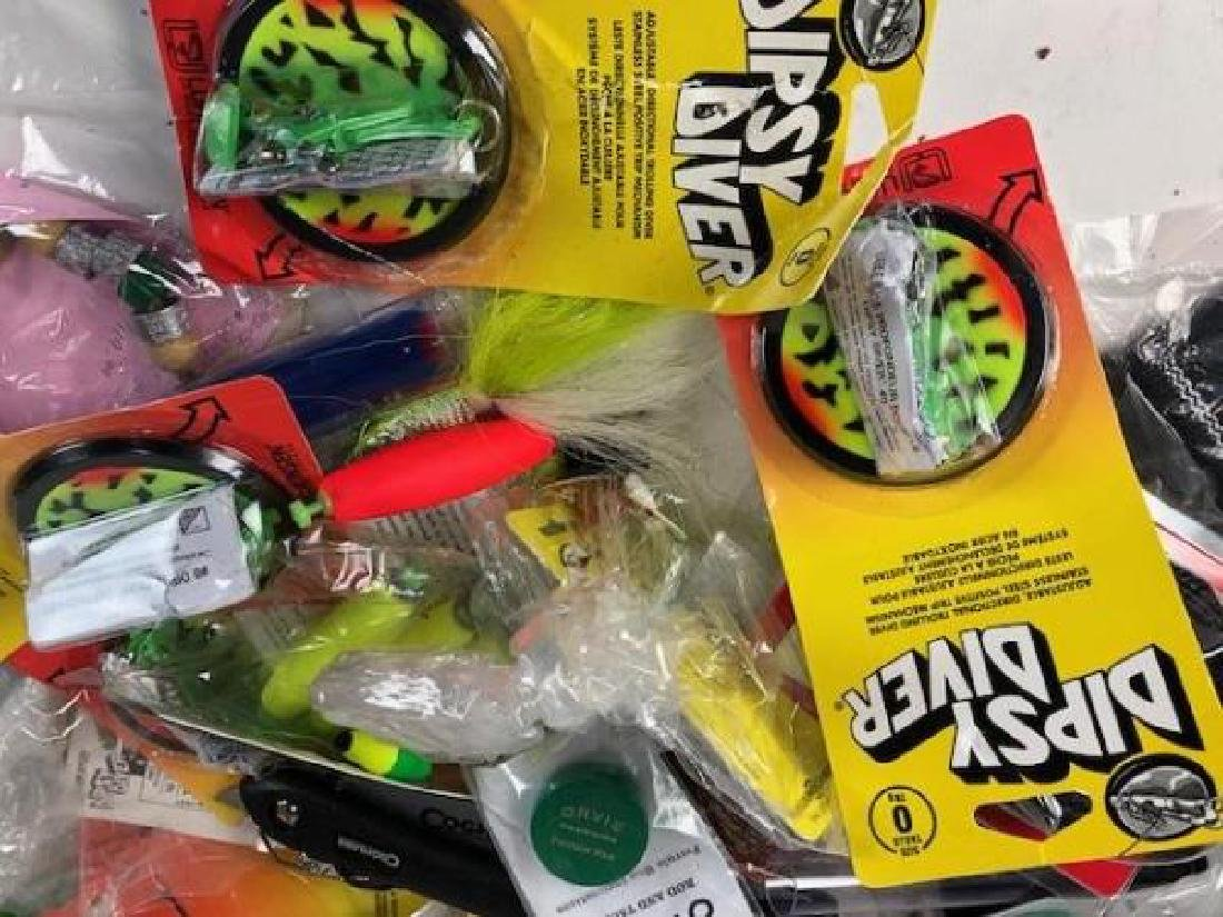 MIXED LOT OF FISHING LURES - 2