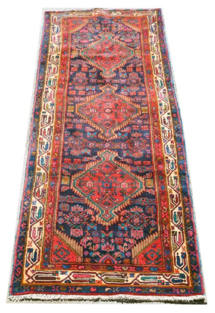 HAND MADE PERSIAN HAMEDAN RUG