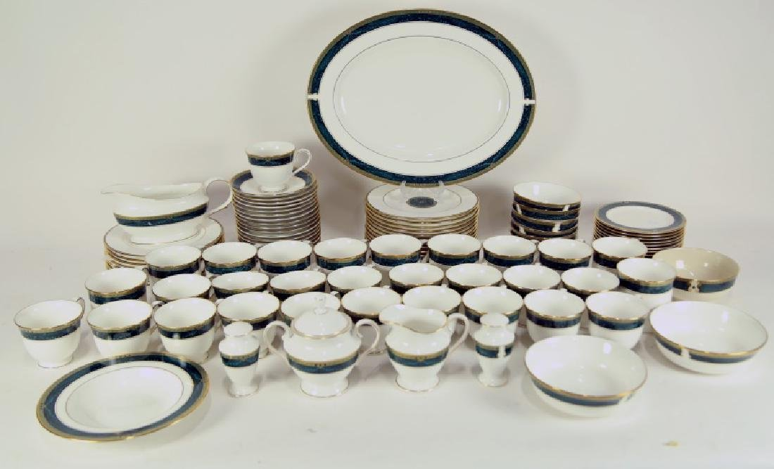 "LOT OF 96 LENOX ""CLASSIC EDITION"" DINNERWARE PIECES"