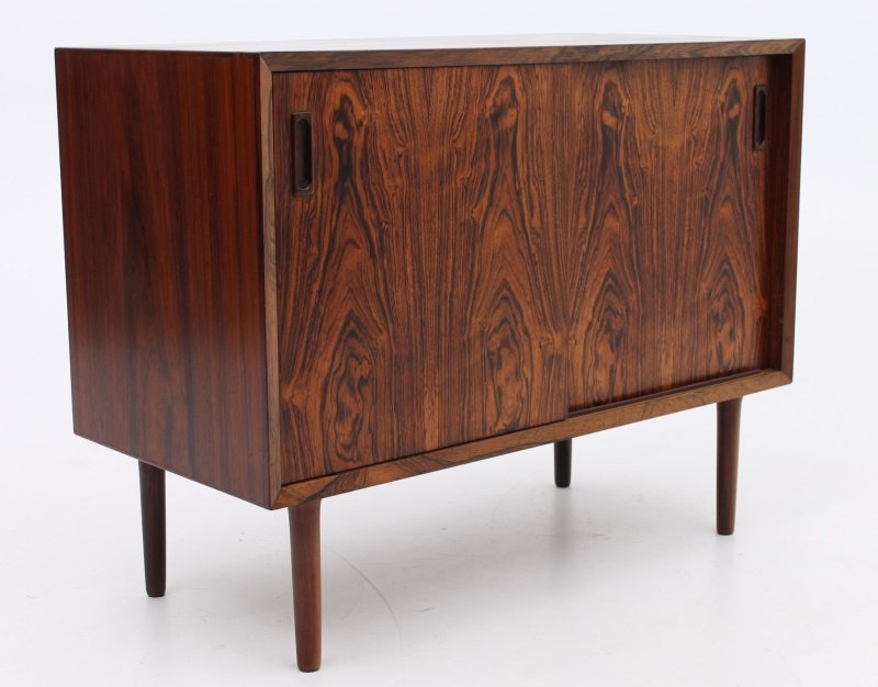 LYBY MOBEL ROSEWOOD CHEST, CIRCA 1965-1970