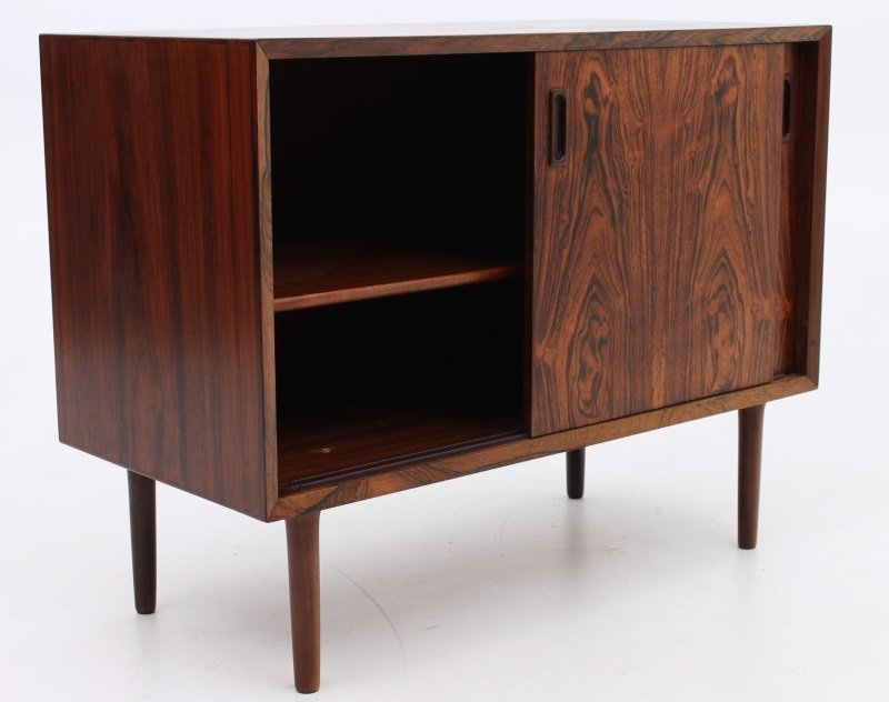 LYBY MOBEL ROSEWOOD CHEST, CIRCA 1965-1970 - 2