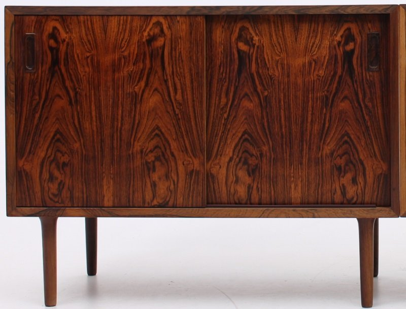 LYBY MOBEL ROSEWOOD CHEST, CIRCA 1965-1970 - 3