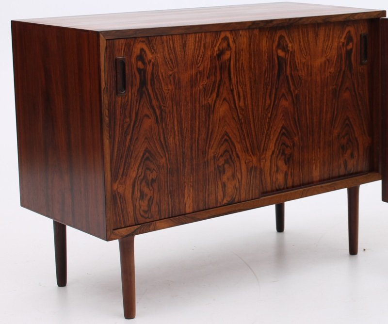 LYBY MOBEL ROSEWOOD CHEST, CIRCA 1965-1970 - 4