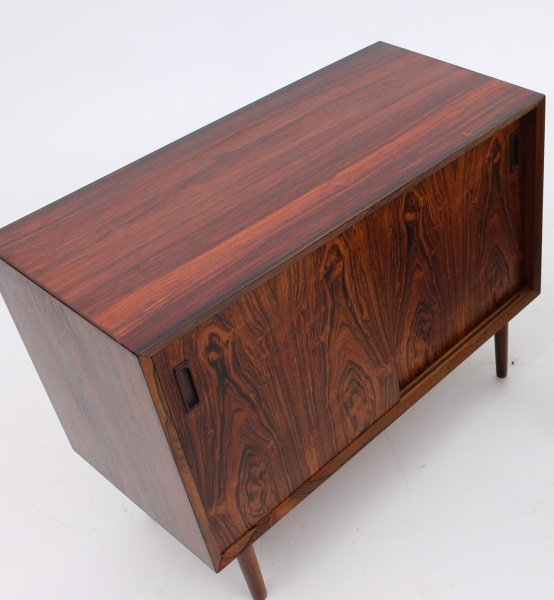 LYBY MOBEL ROSEWOOD CHEST, CIRCA 1965-1970 - 5