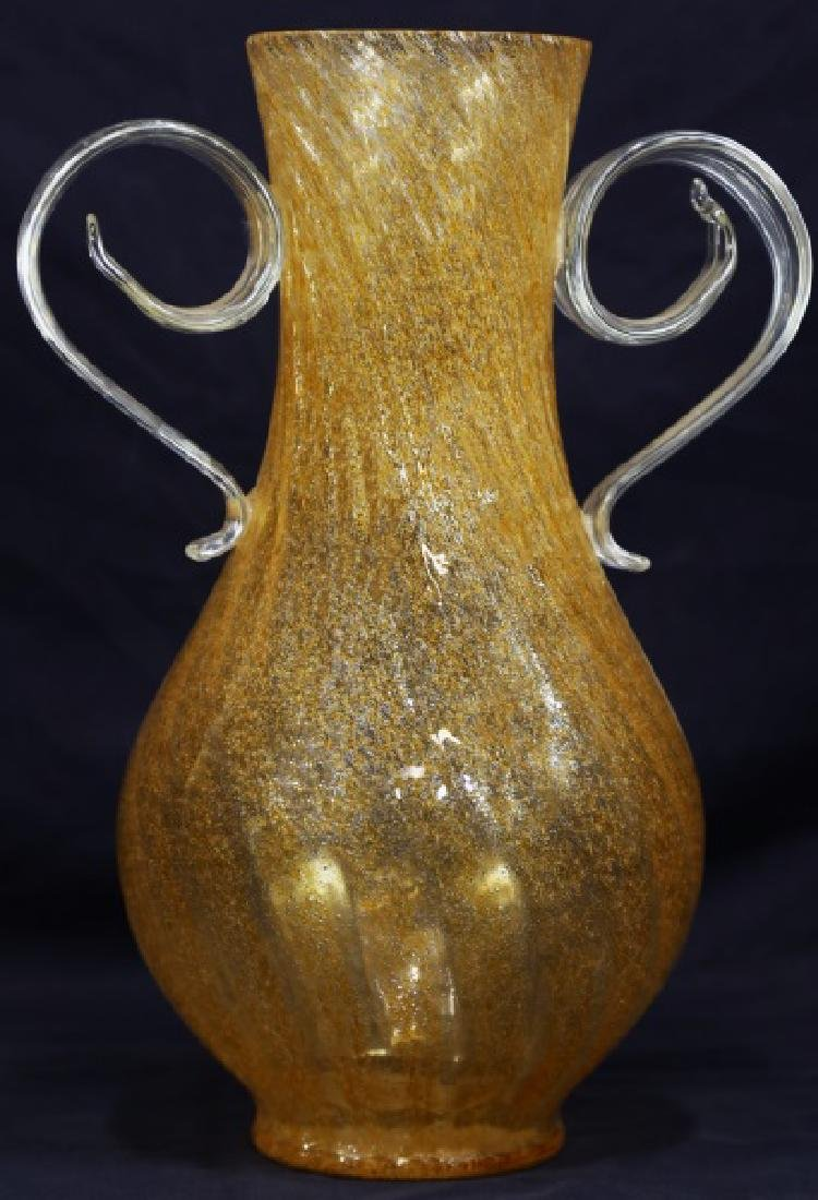 MURANO ART GLASS VASE