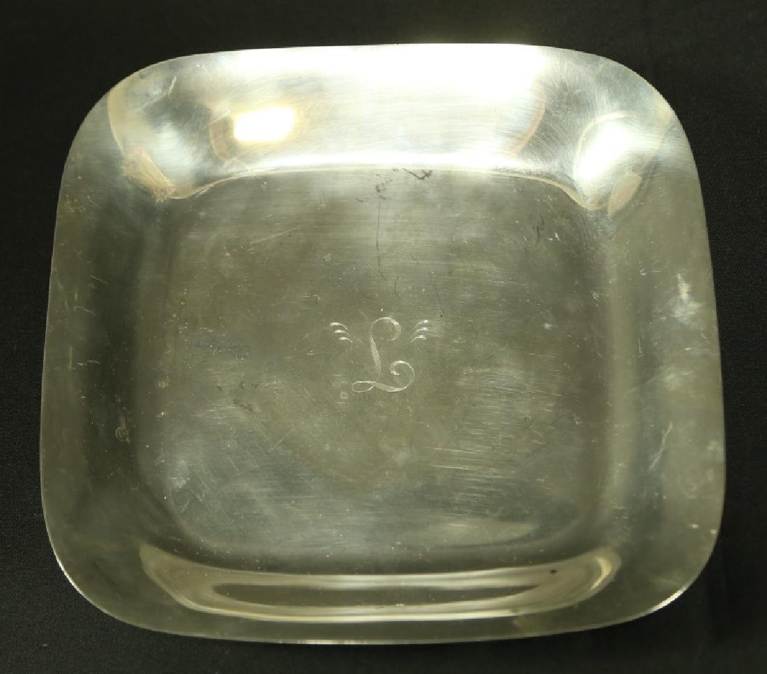 VINTAGE 1960's STERLING SILVER TIFFANY & CO. DISH