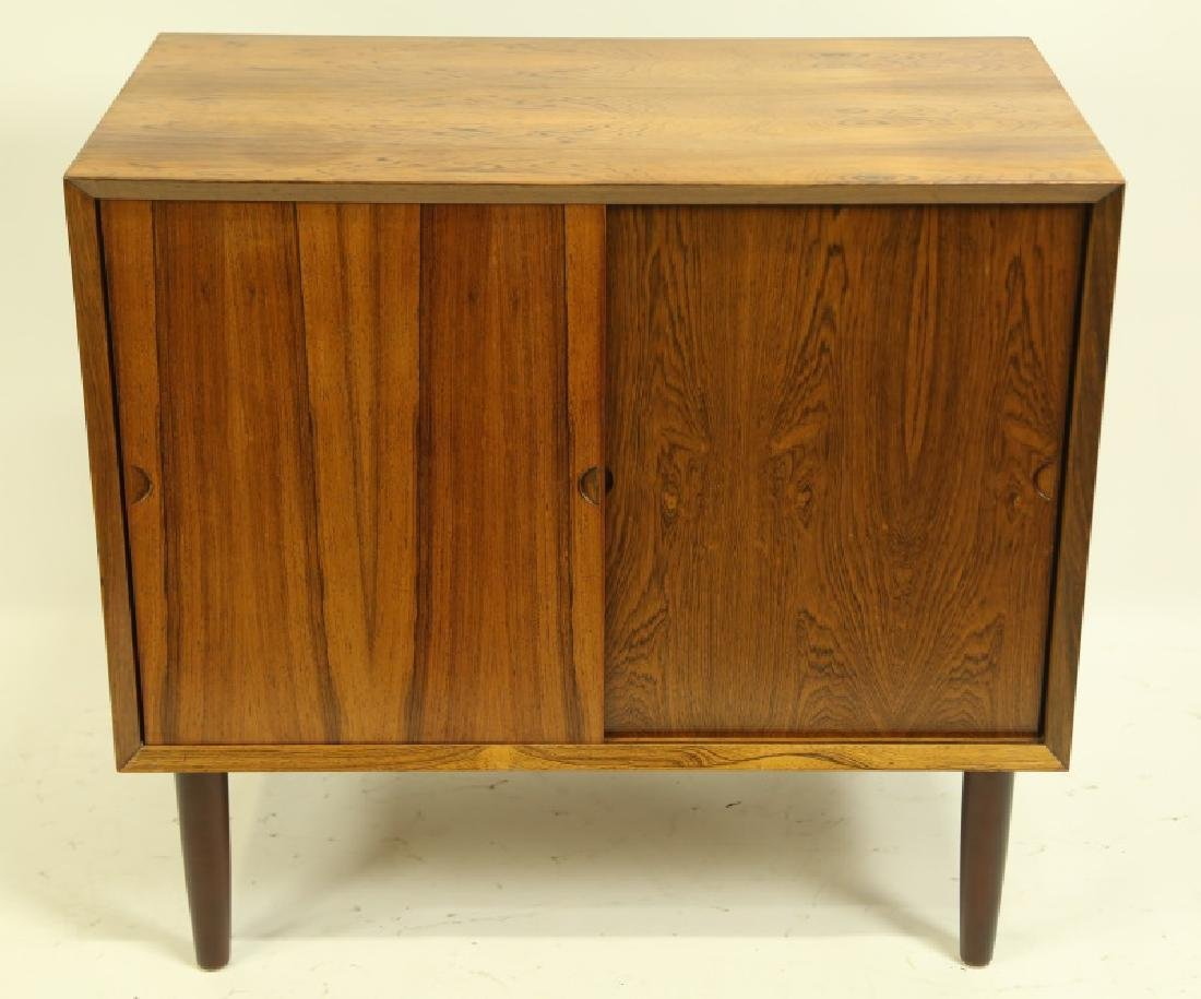 CADO ROSEWOOD CABINET BY POUL CADOVIOUS, 1970's
