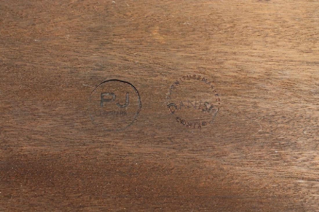 P. JEPPESENS MOBELSNEDKERI TEAK NESTING TABLES - 2
