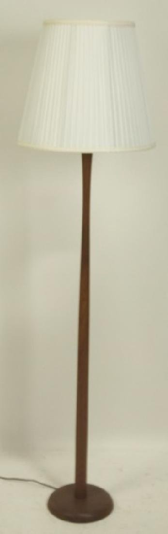 MID-CENTURY MODERN DANISH FLOOR LAMP