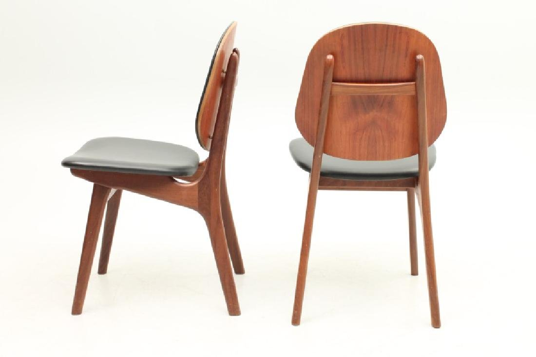 SET OF SIX ONSILD MOBELFABRIK DANISH MODERN CHAIRS - 5