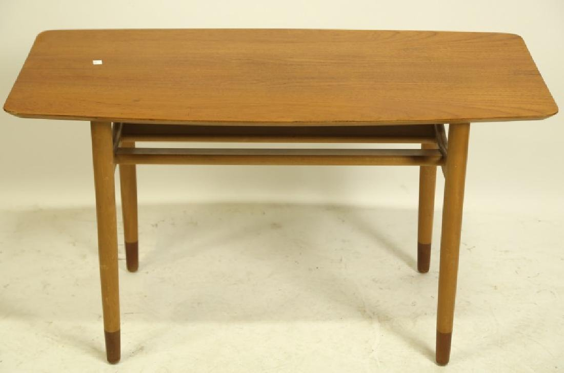BORGE MOGENSEN DANISH MODERN COFFEE TABLE