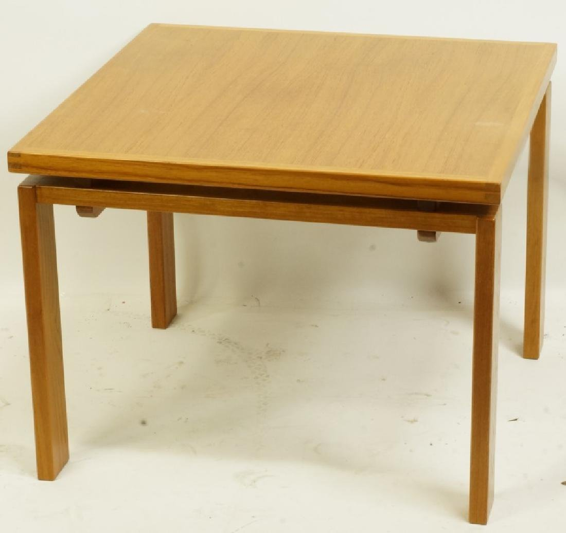 DANISH MODERN LAMP TABLE