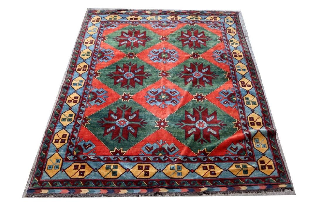 HAND KNOTTED PERISIAN RUG