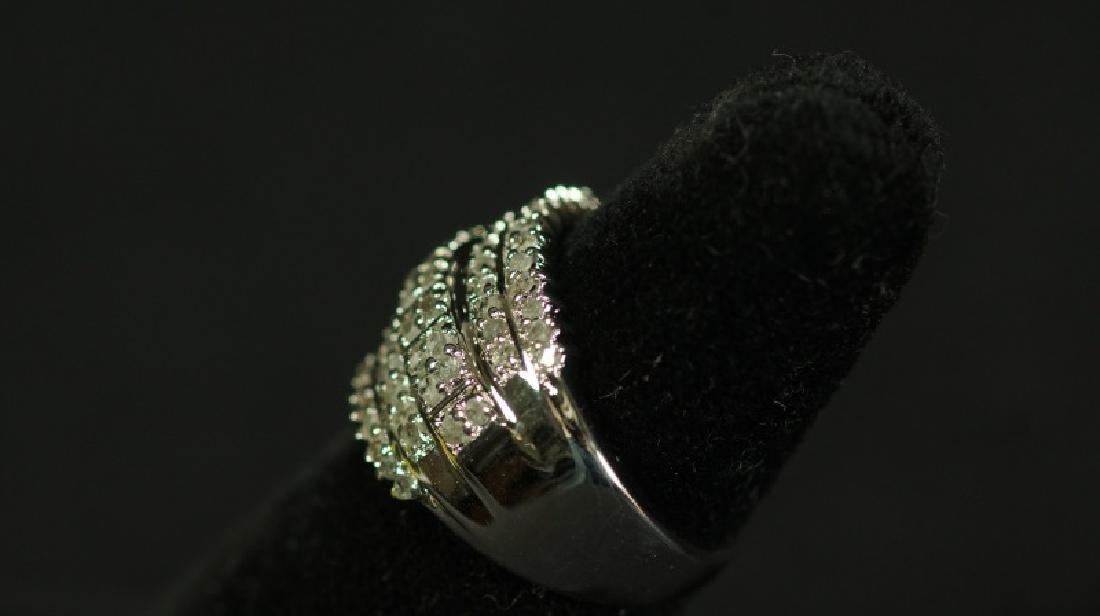 (8) 1 Ct. DIAMOND DINNER RING - 2