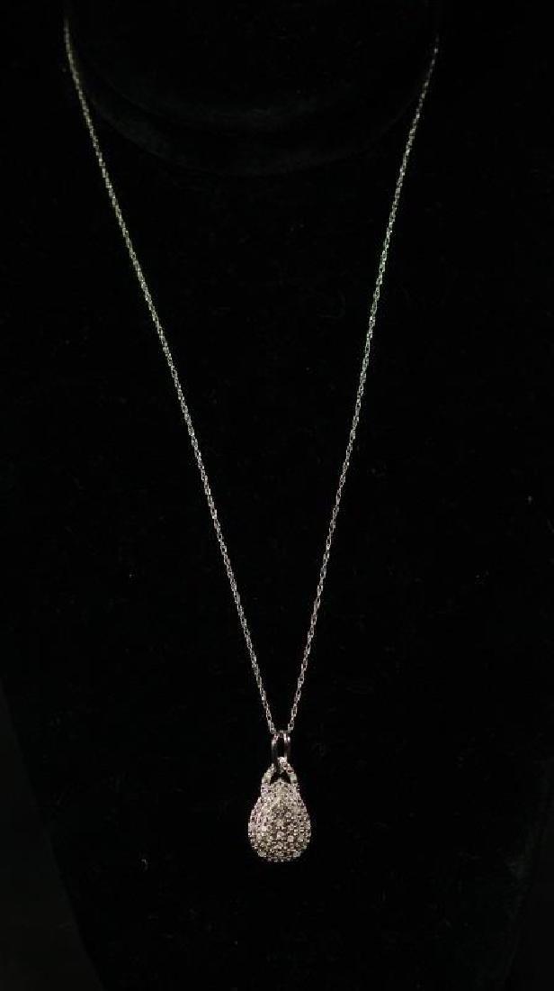 (160) 1.0 Ct. DIAMOND ESTATE NECKLACE