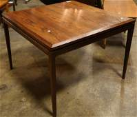 IB KOFOD-LARSEN MID-CENTURY MODERN ROSEWOOD TABLE
