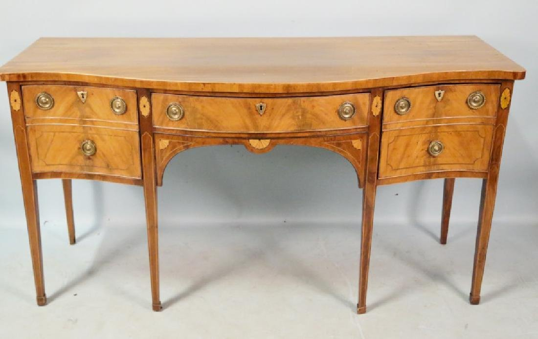 CIRCA 1800 PERIOD GEORGIAN SIDEBOARD