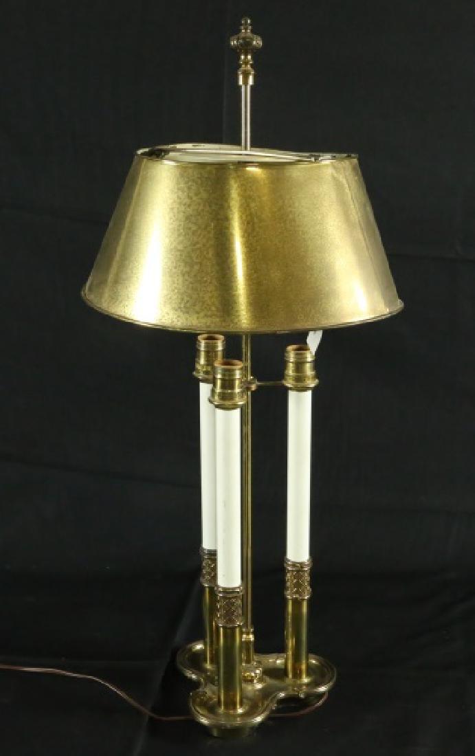 VINTAGE BOUILLOTTE LAMP
