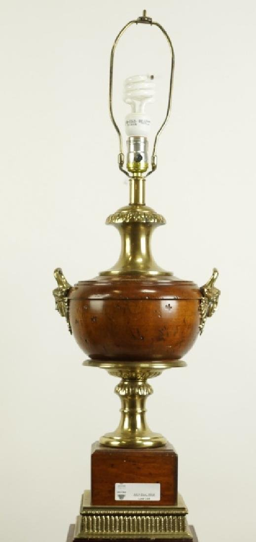 NEOCLASSICAL STYLE LAMP