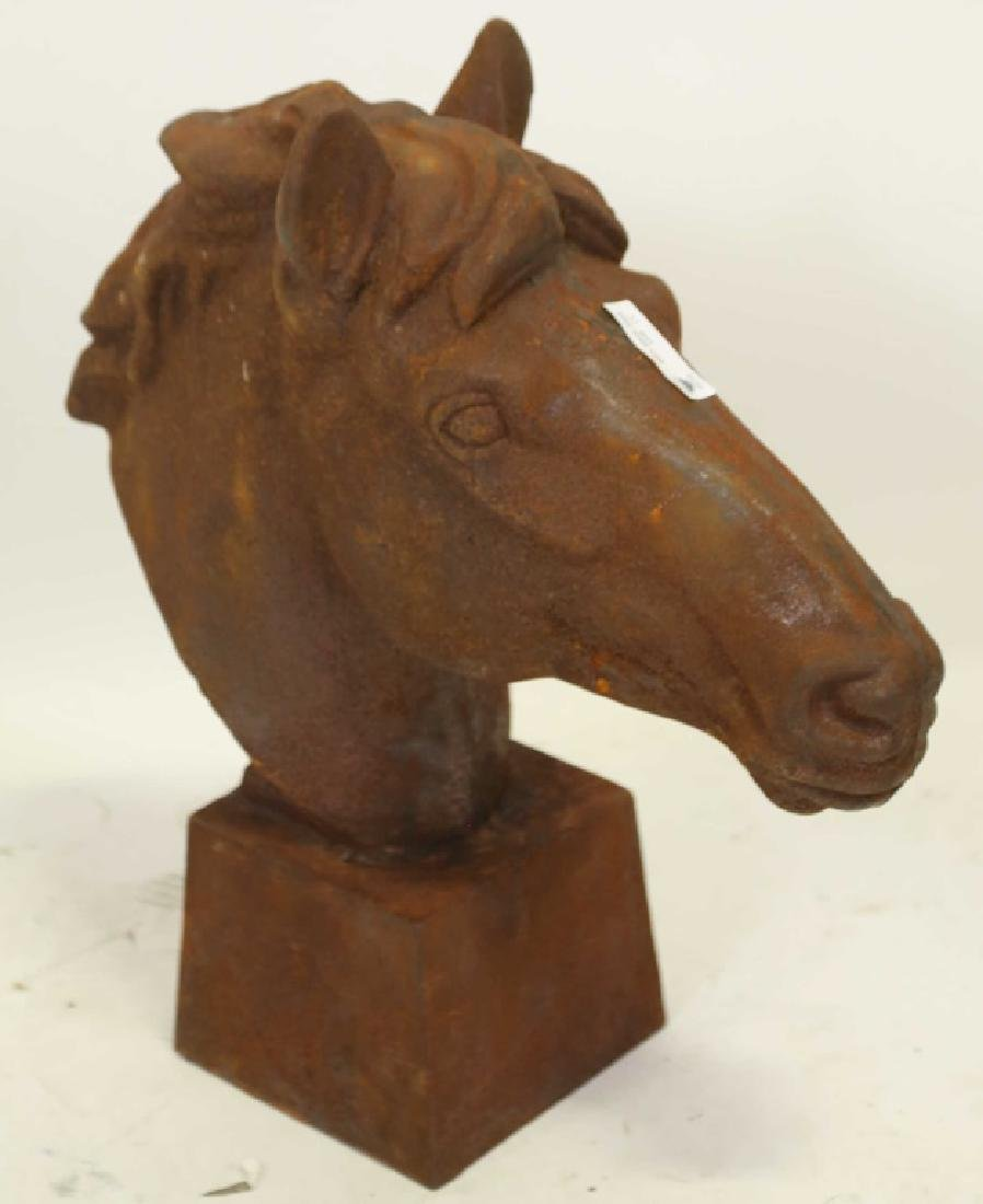 IRON HORSE HEAD