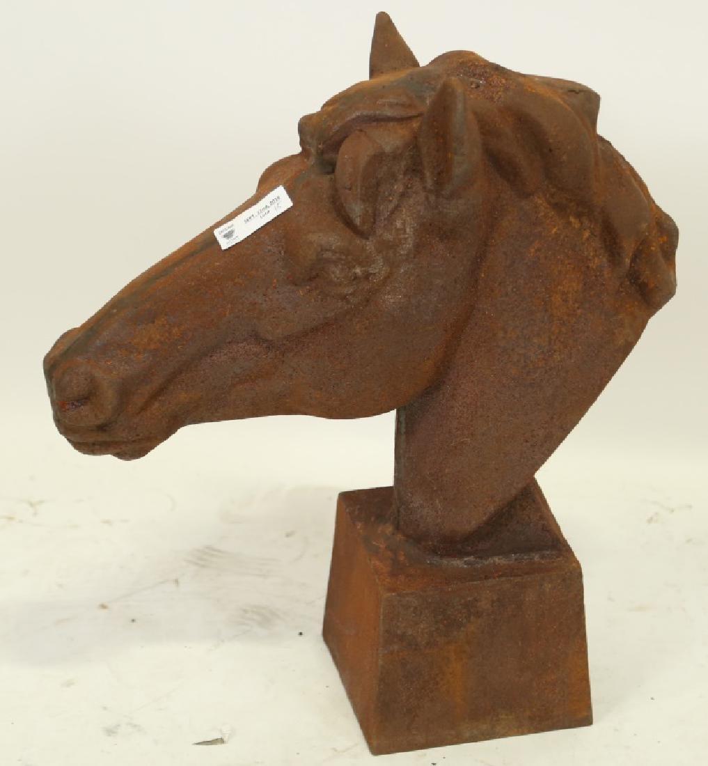IRON HORSE HEAD - 2