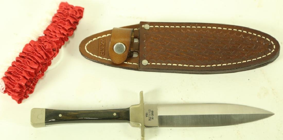 BOOT HUNTER 1800'S KNIFE