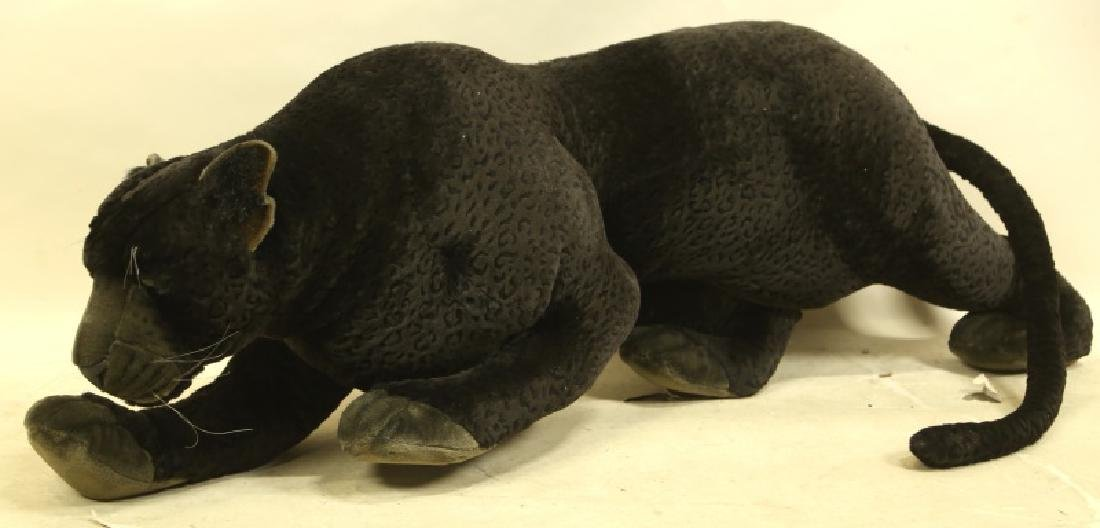 HANSA TOY INTERNATIONAL PLUSH LIFE SIZE PANTHER