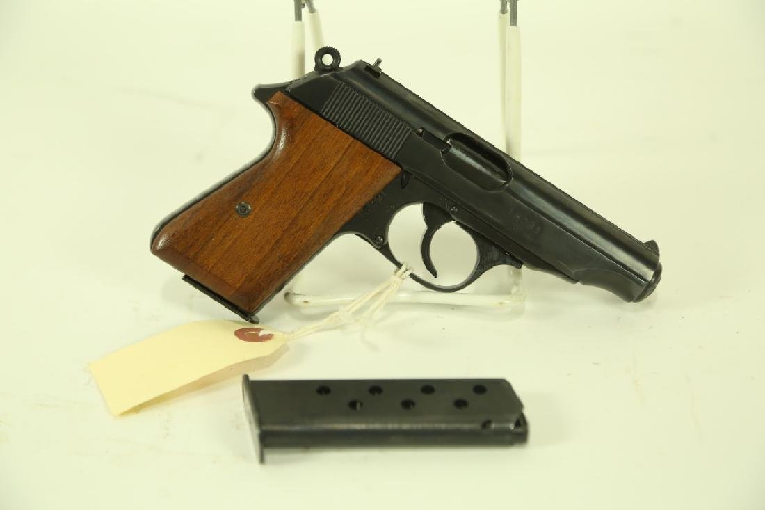WALTHER PP .32 CALIBER PISTOL. IMMEDIATE POST WWII