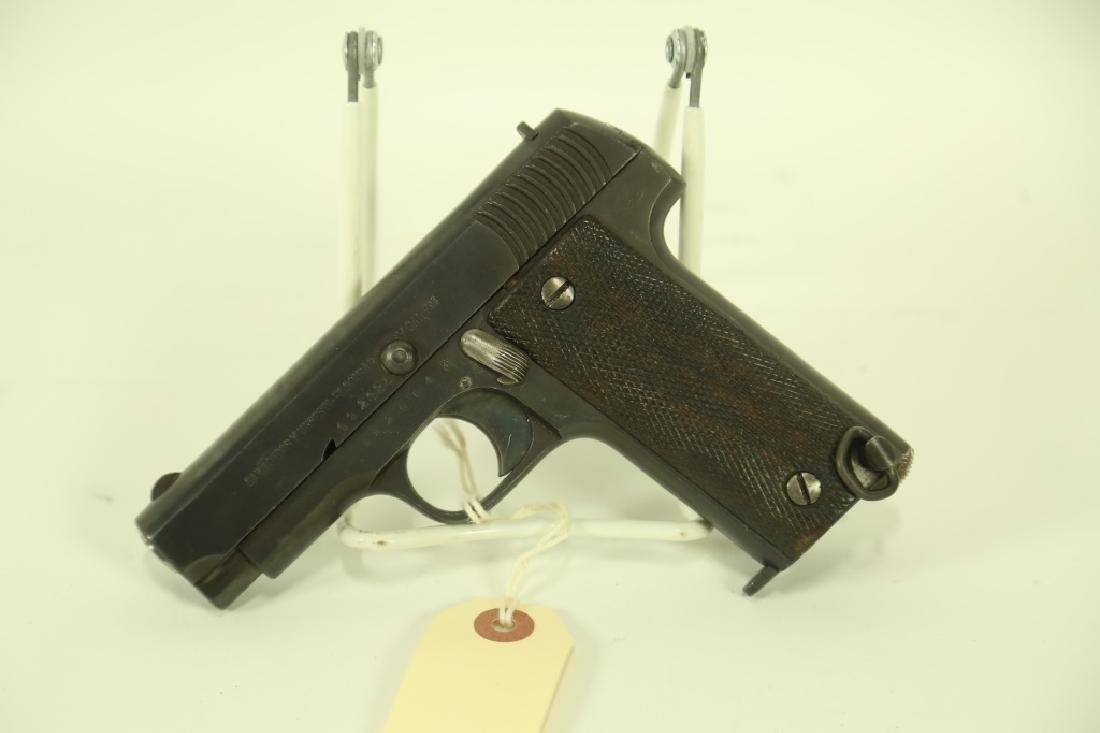 RUBY 32 .32 AUTO PISTOL. MADE BY GALIBONDO FOR FRE