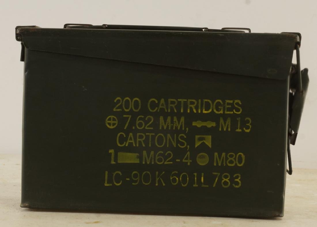 32 AUTOMATIC AMMO BOX LOT