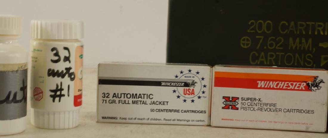 32 AUTOMATIC AMMO BOX LOT - 3
