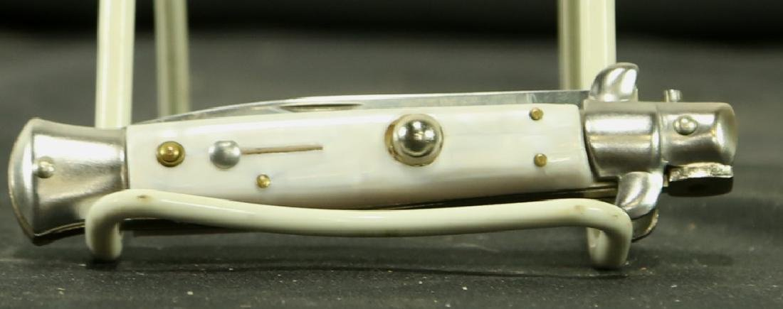 PEARL HANDLE SWTCH KNIFE