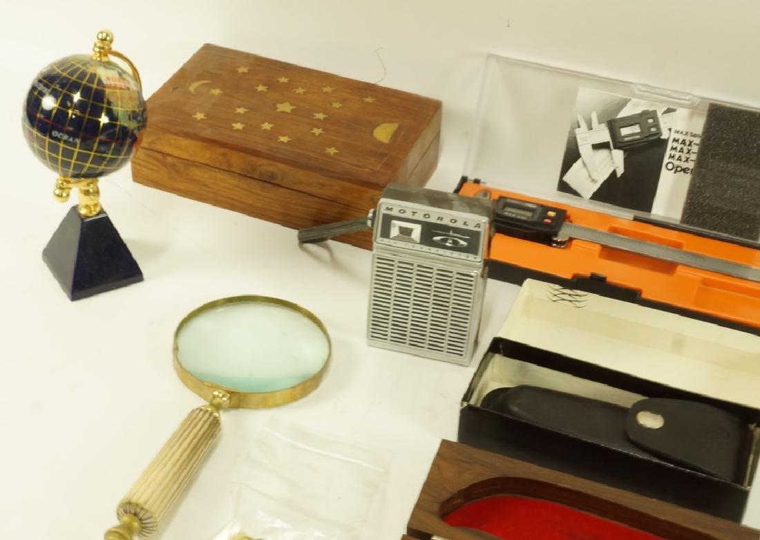 MISCELLANEOUS BOX LOT - 4