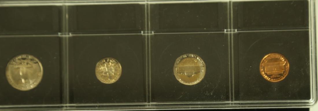 SET OF SEVEN CAMEO PR70 COLLECTOR COINS - 10