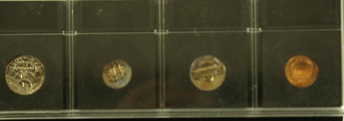 SET OF SEVEN CAMEO PR70 COLLECTOR COINS - 6