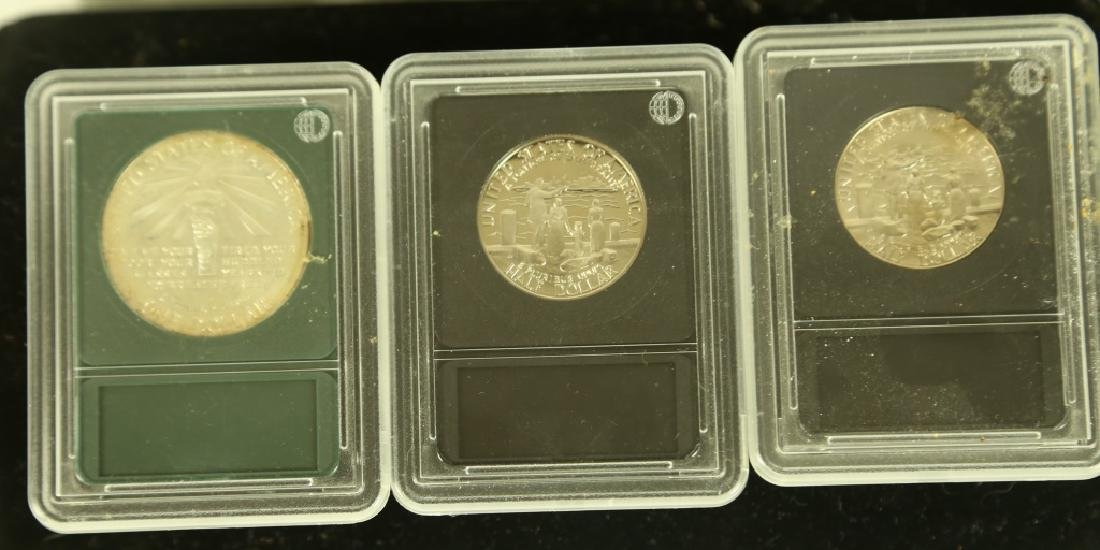LOT OF 3 STATUE OF LIBERTY COINS - 2