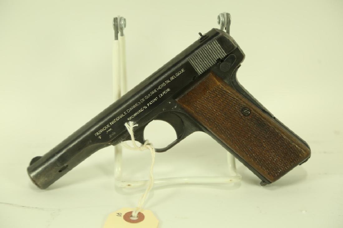 BROWNING FN 10/22 7.65MM PISTOL CALIBER: 7.65 MM S