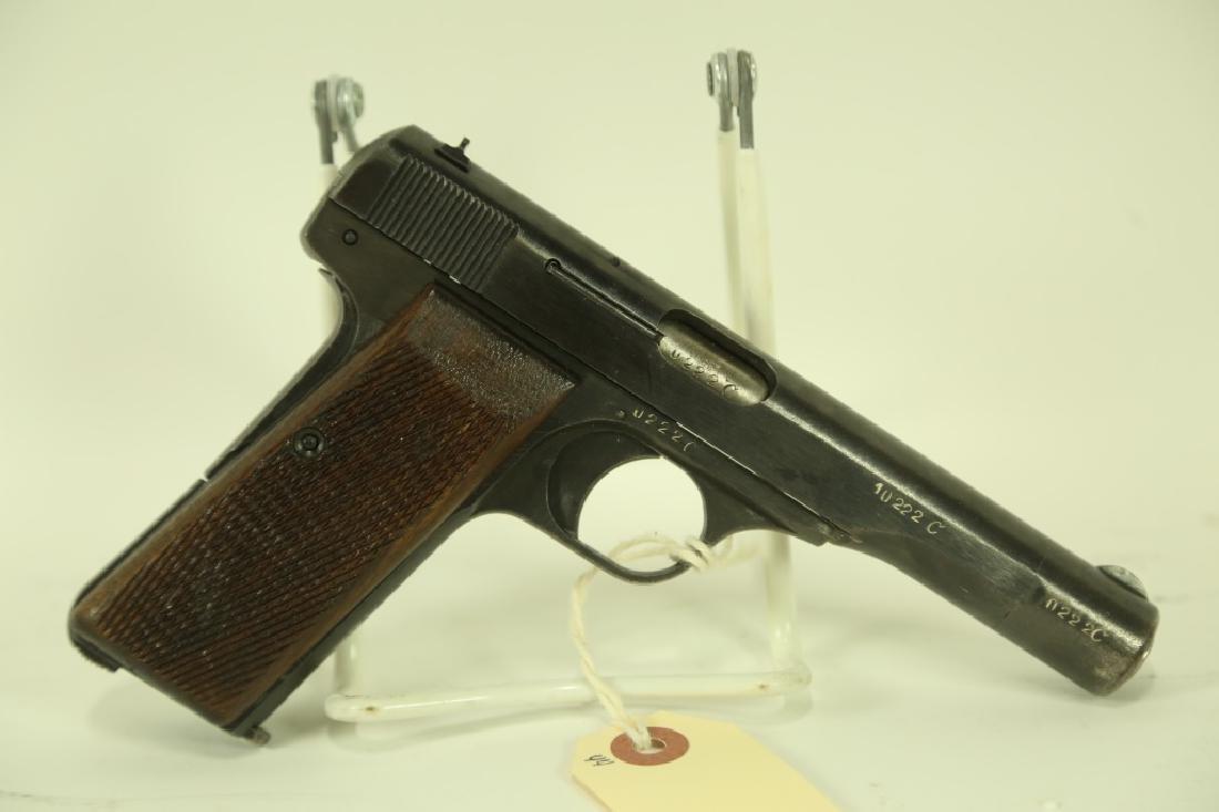 BROWNING FN 10/22 7.65MM PISTOL CALIBER: 7.65 MM S - 2