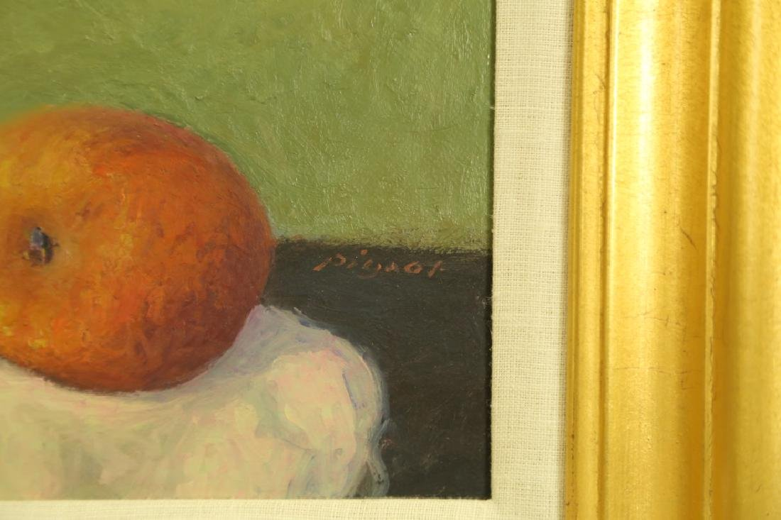 """PIGNOT """"STILL LIFE WITH FRUIT"""" ACRYLIC ON CANVAS - 2"""