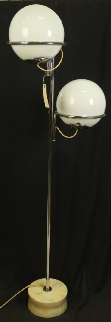 1960's ITALIAN FLOOR LAMP BY REGGIANI