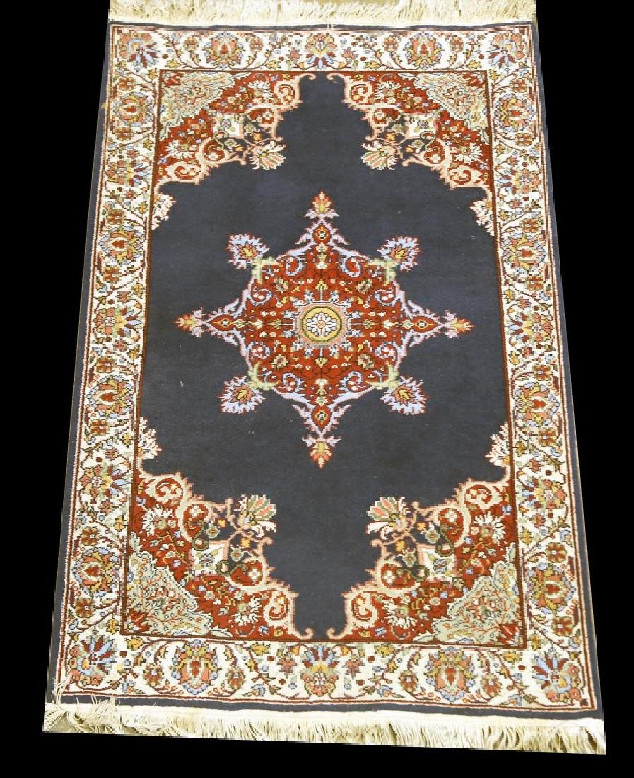 HAND KNOTTED PERSIAN SMALL RUG