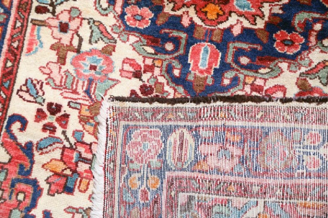 ANTIQUE PERSIAN BORCHELO RUG - 3