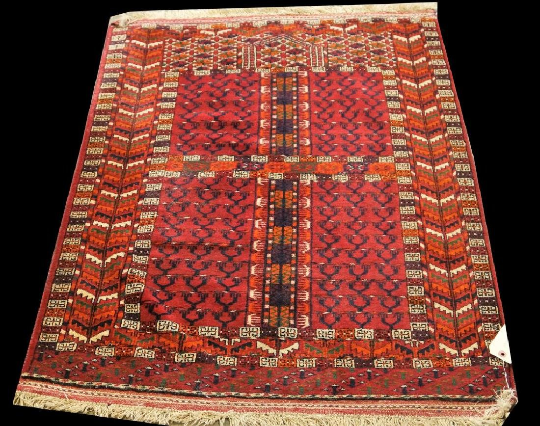 HAND KNOTTED PERSIAN BALUCHI RUG